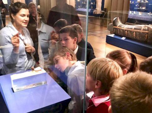 День Рождения в Пушкинском музее «Праздник с Олимпийскими богами»