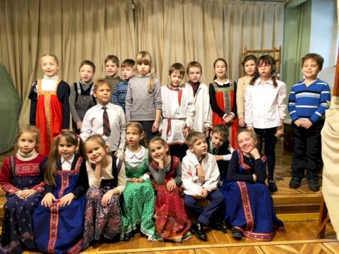 День Рождения в Музее Л.Н. Толстого «Дамы приглашают кавалеров!»