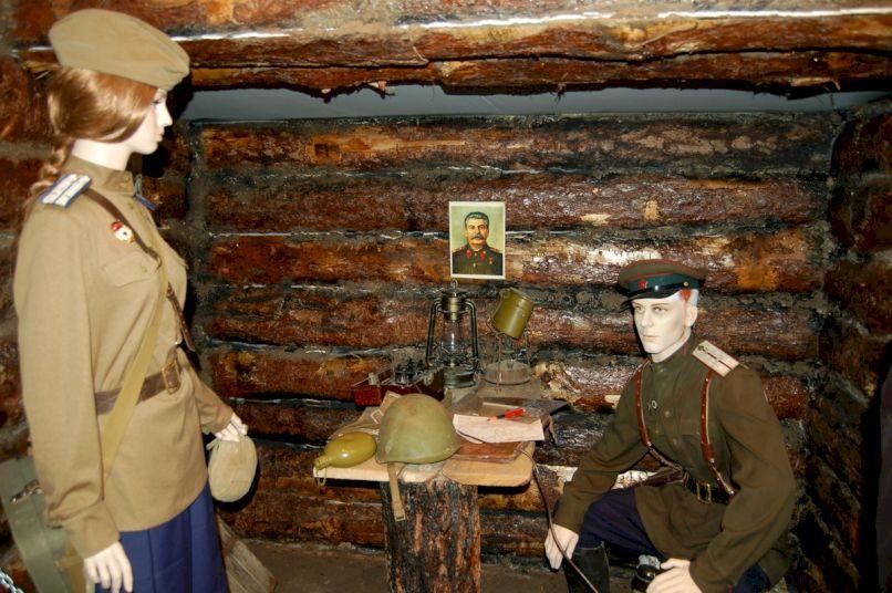 День Рождения в Музее Победы «Праздник, порохом пропахший»