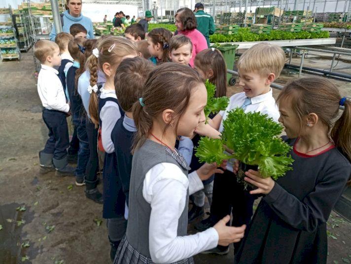 День Рождения в агрохолдинге Московский «Праздник в стране вечного лета»