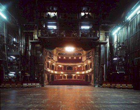 За кулисами Большого театра