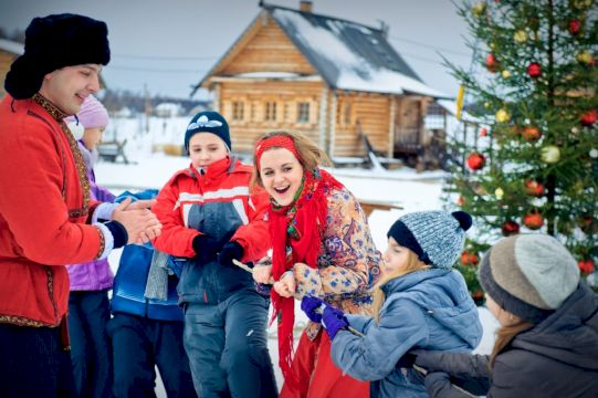 Этномир: Рождество в Европе