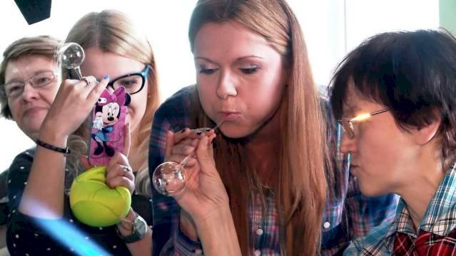 Экскурсия на фабрику ёлочных игрушек в Химках «Super модная ёлочка»