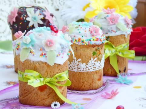 Экскурсия в пекарню Хлебные Традиции  «С Пасхой светлой поздравляем, вкусных куличей желаем!»