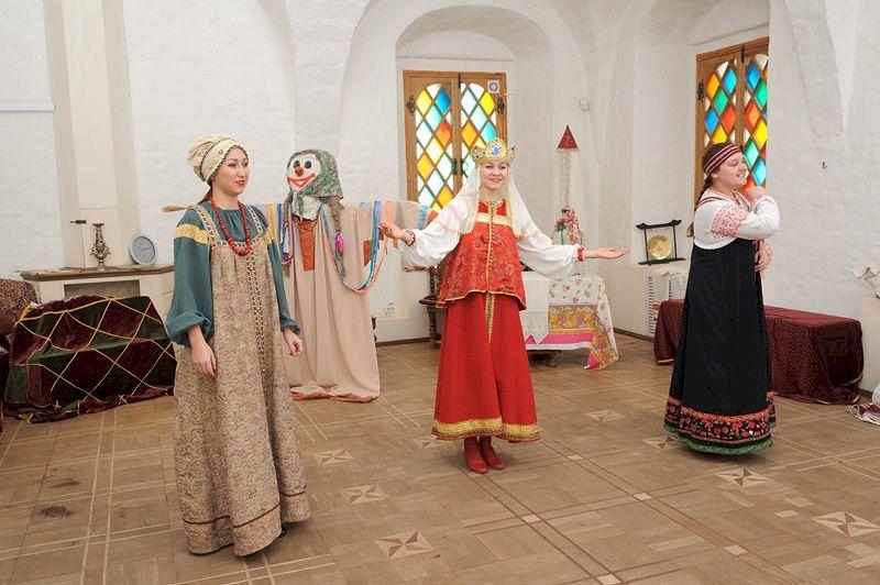 День Рождения в усадьбе Коломенское «Праздник с царским размахом»