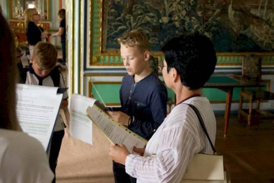 Экскурсия на английском языке в музее-усадьбе Кусково «Веселый век и его обитатели»