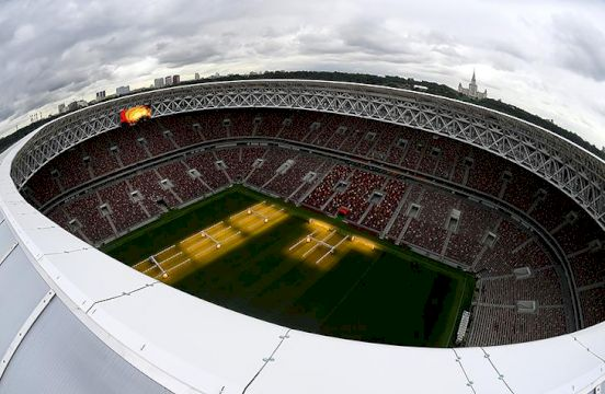 День Рождения на стадионе Лужники «Путешествие в страну футбола»