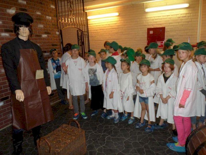 День Рождения на заводе Очаково «Вкусная история кваса»