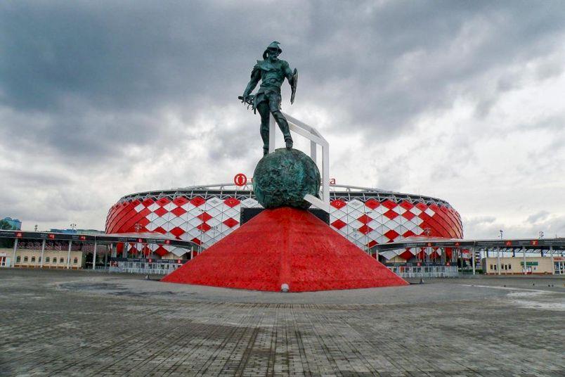 День Рождения на стадионе Спартак «Спартак – чемпион!»