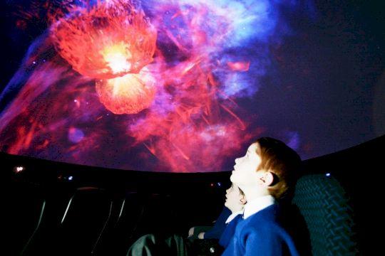 День Рождения в Московском планетарии «Праздник космического масштаба»