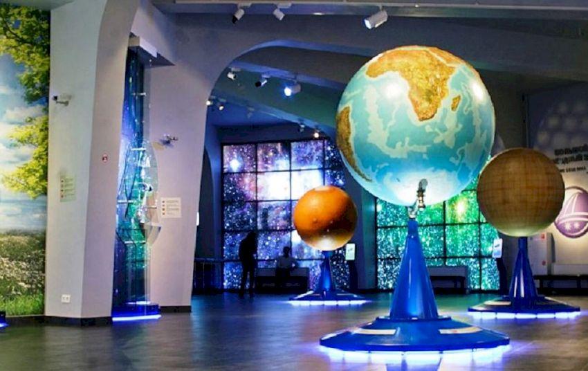 День Рождения в Планетарии «Праздник космического масштаба»