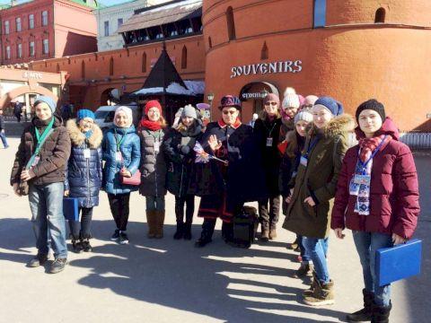 День Рождения с пешеходным квестом «Британская история Москвы»