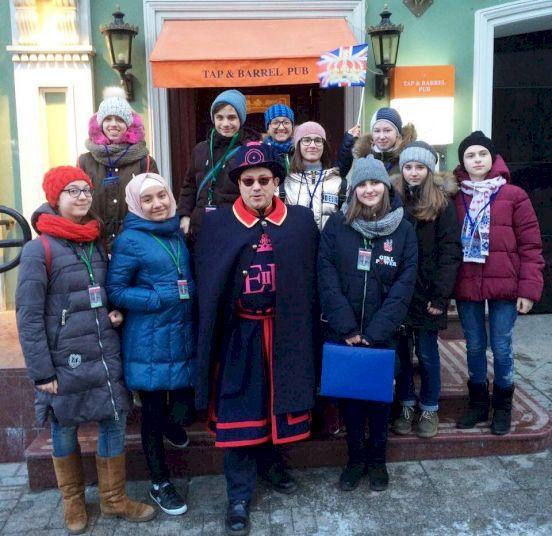День Рождения с пешеходным квестом «Московские следопыты»