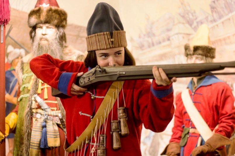 День Рождения в Стрелецких Палатах «Со стрельцами гуляем!»