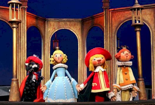 День Рождения в Театре кукол им. С.В. Образцова «Сказки, в которые играют куклы»