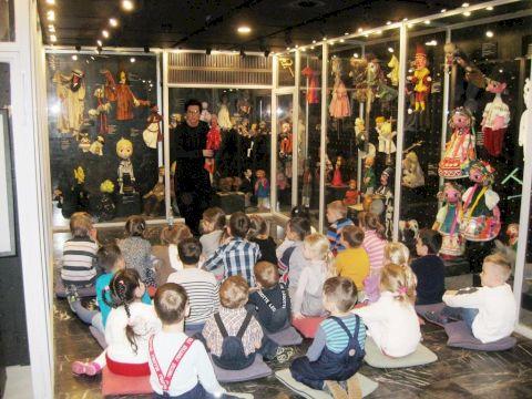 День Рождения в Театре кукол им. Образцова «Сказки, в которые играют куклы»