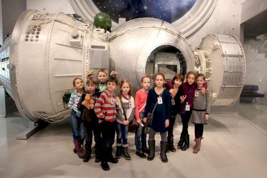 Звездный городок: По следам космонавтов