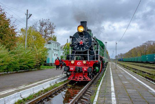 Экскурсионный тур на ретропоезде «Карело-финский вояж»