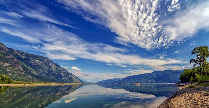 Тур на Алтай «Волшебство озер и гор» 6 дней/5 ночей
