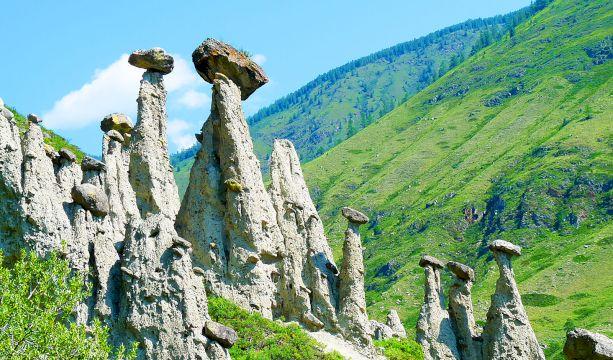 Тур на Алтай «Голубая жемчужина Алтая» 6 дней/5 ночей
