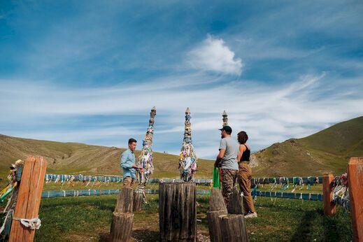 Тур на Байкал «Ближе к природе, ближе к себе!» (7 дней/6 ночей)