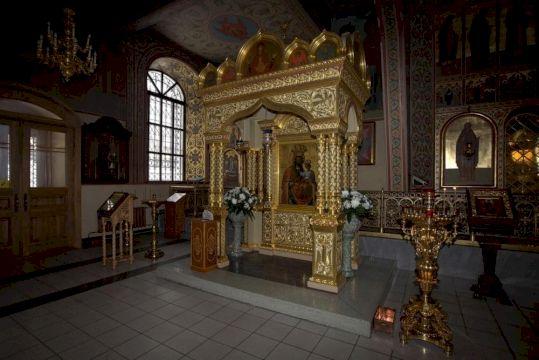 Троице-Сергиева лавра и Гефсиманский скит