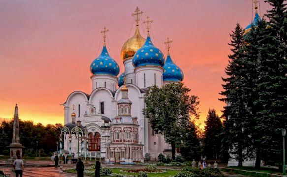Экскурсия в Сергиев Посад