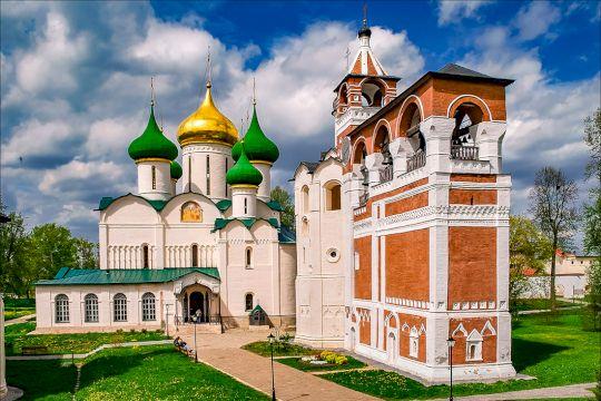 Экскурсионный тур «Русские просторы» с посещением сыроварни