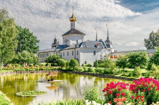 Экскурсионный тур на ретропоезде «Золотое кольцо России» с посещением Ростова
