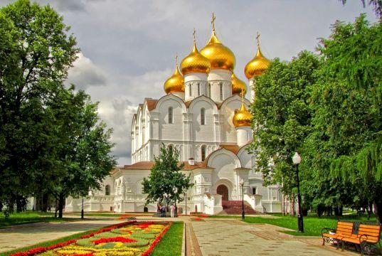 Экскурсионный тур «Волжские просторы» 3 дня / 2 ночи