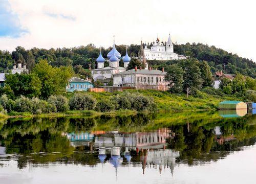Экскурсионный тур «Древняя Русь» с фольклорной программой