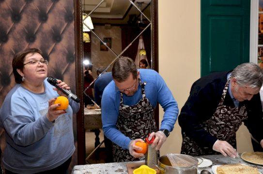 Гастрономический поезд в Удмуртию «Вкусно Едем!» / Из Москвы