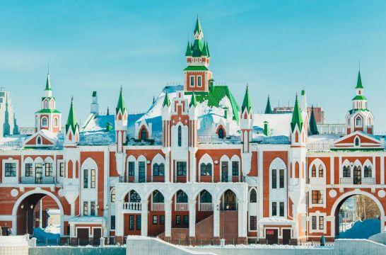 Экскурсионный тур «Новогодняя сказка в Казани» 30.12.21-03.01.22