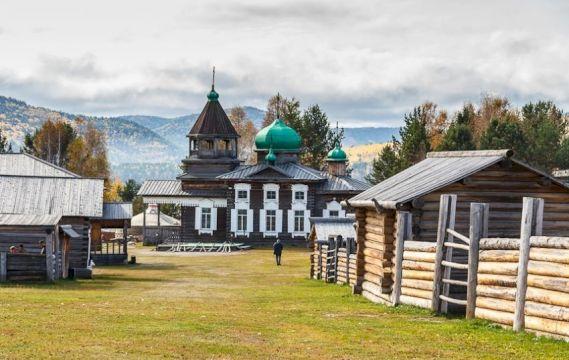 Большое Байкальское путешествие (11 дней/10 ночей)