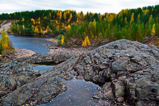 Экскурсионный тур в Карелию «Осенняя палитра»