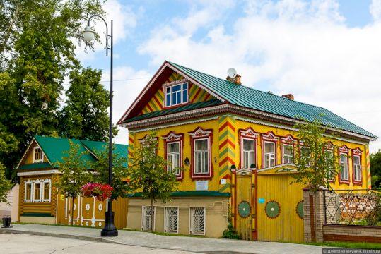 Экскурсионный тур «Яркие выходные в Приволжье. Казань»