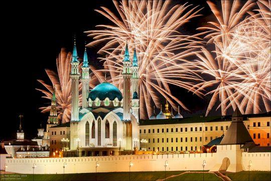Тур в Казань на Новый год «Новогодняя сказка с татарским Дедом Морозом» 3дня/2ночи