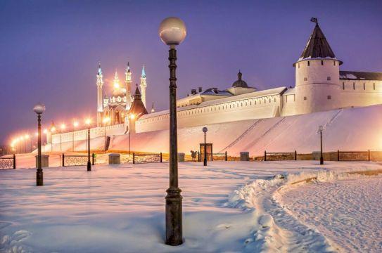 Экскурсионный тур в Казань «Волшебство Рождества» 4дня/3ночи