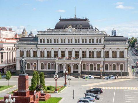 Путешествие на ретро-поезде «Встречай, Казань!» 04.11 - 06.11.2021