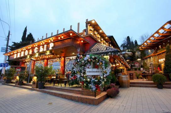 Экскурсионный тур «Вкус Крыма на Рождество» 5 дней/4 ночи