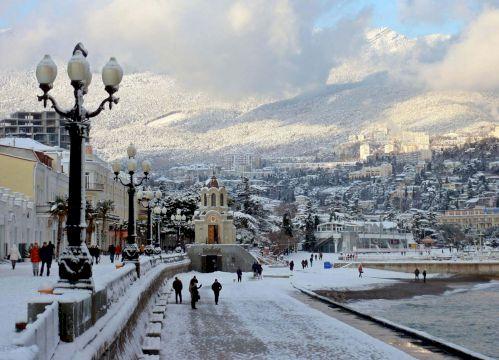 Экскурсионный тур «Крымская кругосветка на Рождество»