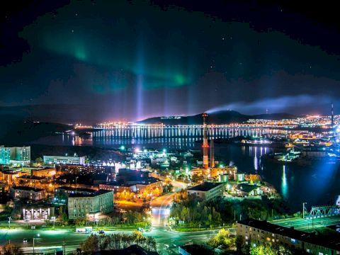 Тур в Мурманск на Новый год «Северное сияние Нового года» 3дня/2ночи / Кэшбэк по карте МИР