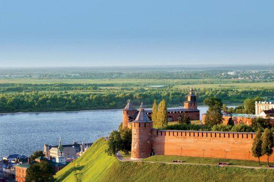 Тур «Нижний Новгород – столица Поволжья»