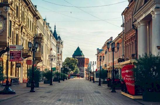 Тур «Нижегородская Ярмарка»
