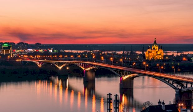 Тур в Нижний Новгород «Где Ока обнимается с Волгой-рекой»