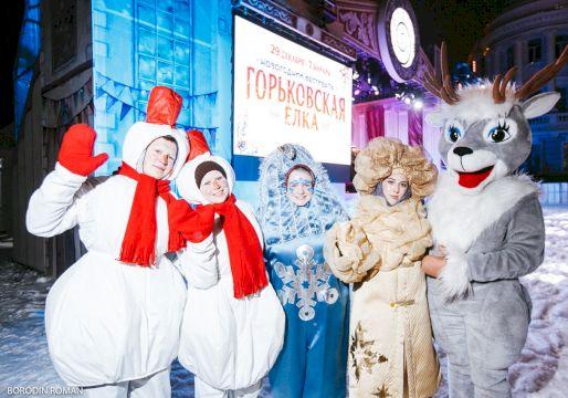 Экскурсионный тур «Январские каникулы в Новогодней столице» Нижний Новгород