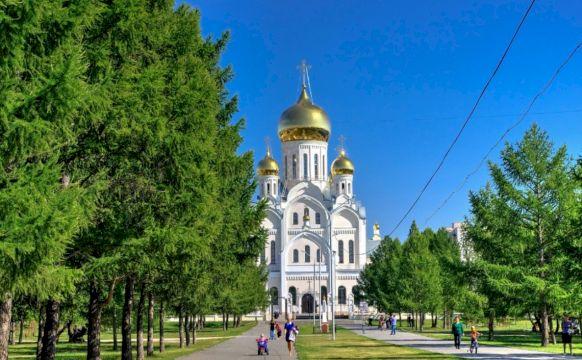 Тур выходного дня (2 дня/1 ночь) «Сердце Сибири»