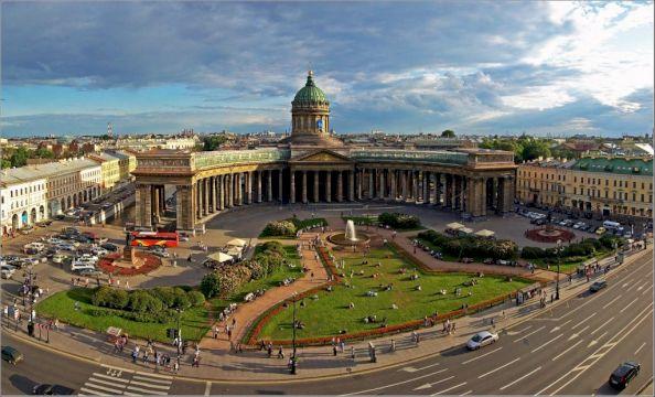 Тур в Санкт-Петербург «Блистательное путешествие по Северной столице» 7дней/6ночей