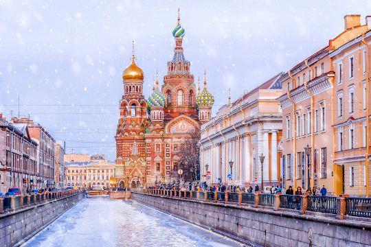 Тур в Санкт-Петербург «Великолепная классика Северной столицы» (заезд каждую пятницу) / Из любого региона / Кешбэк 20%