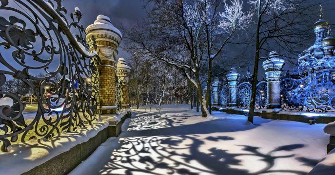 Экскурсионный тур в Санкт-Петербург «Зимы волшебные узоры» 03.01-06.01.2022